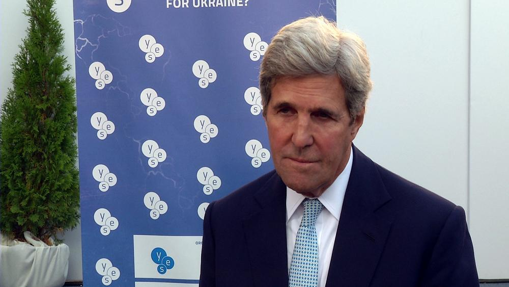 "John Kerry on North Korea: ""China can do more"""