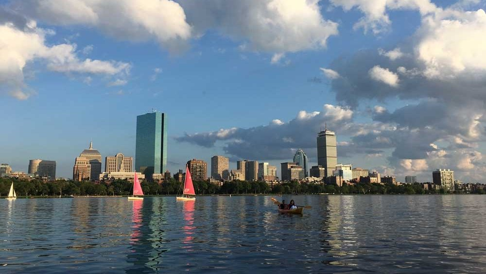 Boston is growing -- Where's everyone coming from?