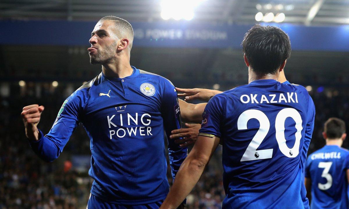 REPORT: Leiester 2-0 Liverpool: Islam Slimani secures Carabao Cup win...