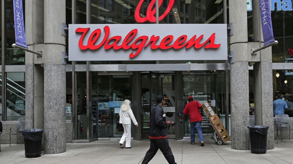Walgreens, Rite Aid revise store purchase deal to $4.38B