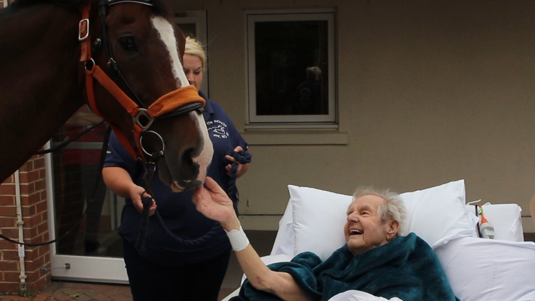 Family brings horse to dying man's bedside in the sweetest surprise https://t.co/PfrFwaRyXF https://t.co/1HPpYF8cuO