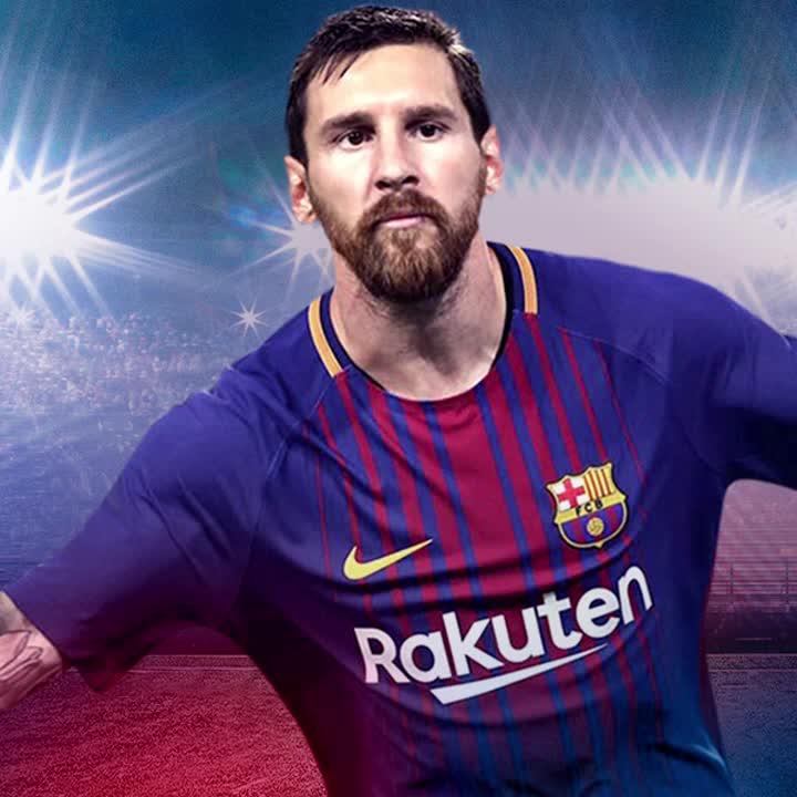 ⚽️ GOOOOOOOL DEL BARÇA!! GOOOOOOOL DE LEO MESSI!!! (4-1, min. 59) #FCBlive #BarçaEibar https://t.co/4okOehjbYn