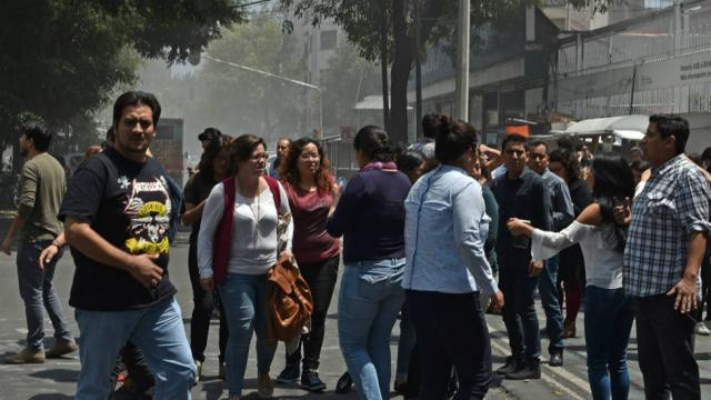 JUST IN: At least 49 dead in Mexico after earthquake https://t.co/m4ddityol0 https://t.co/llUxs3Y7x3