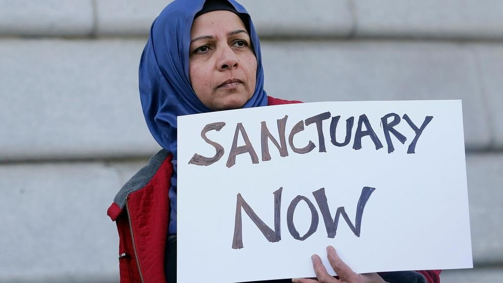 US appeals ruling that blocks cutting off sanctuary cities