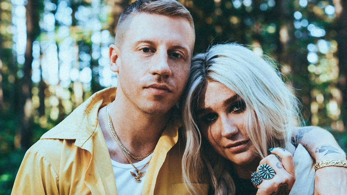 Macklemore And Kesha Air Out Their Regrets On New Song 'Good Old Days'
