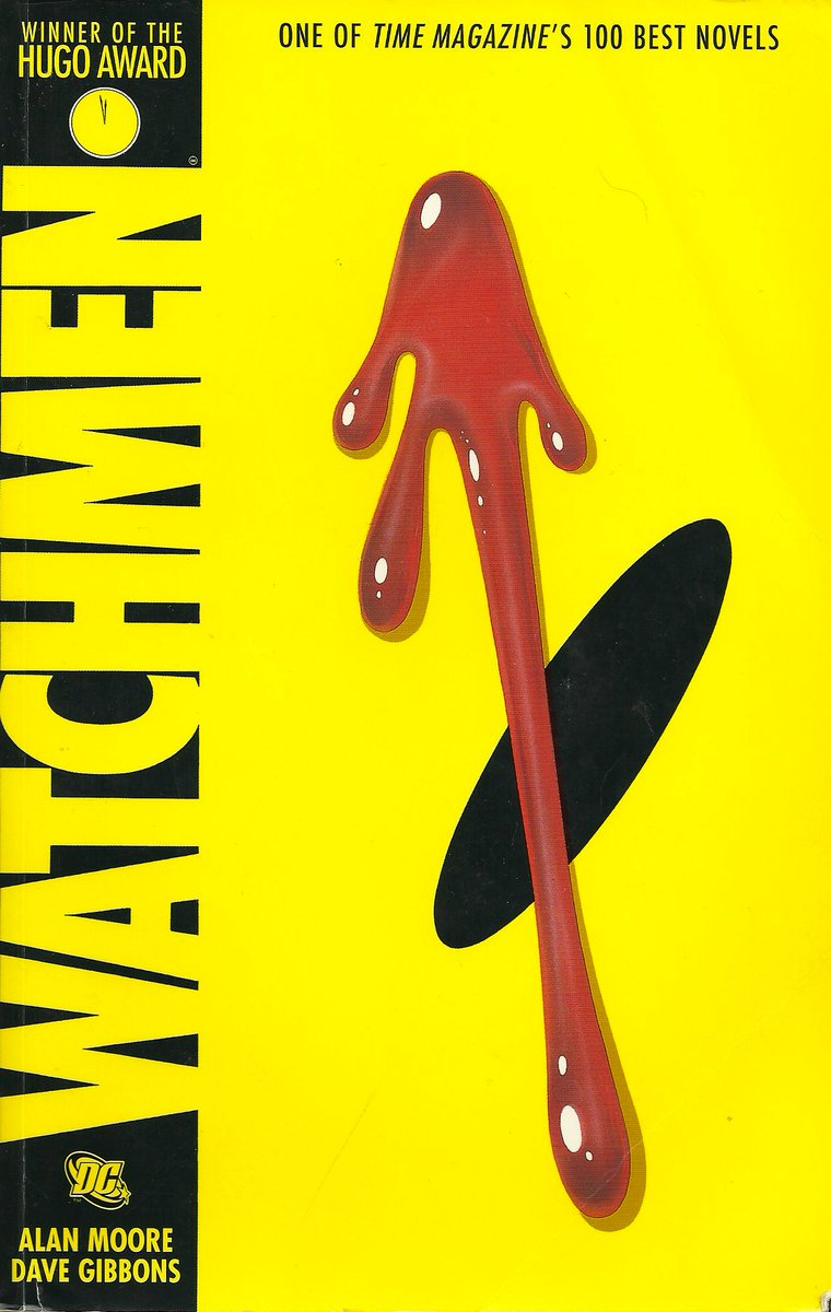 TV adaptation of #Watchmen is coming from Lost and Leftovers co-creato...