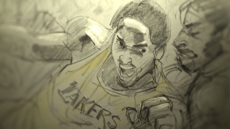 Oscars: @KobeBryant brings star power to animated short race