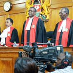 Kenya's chief justice condemns threats against judiciary