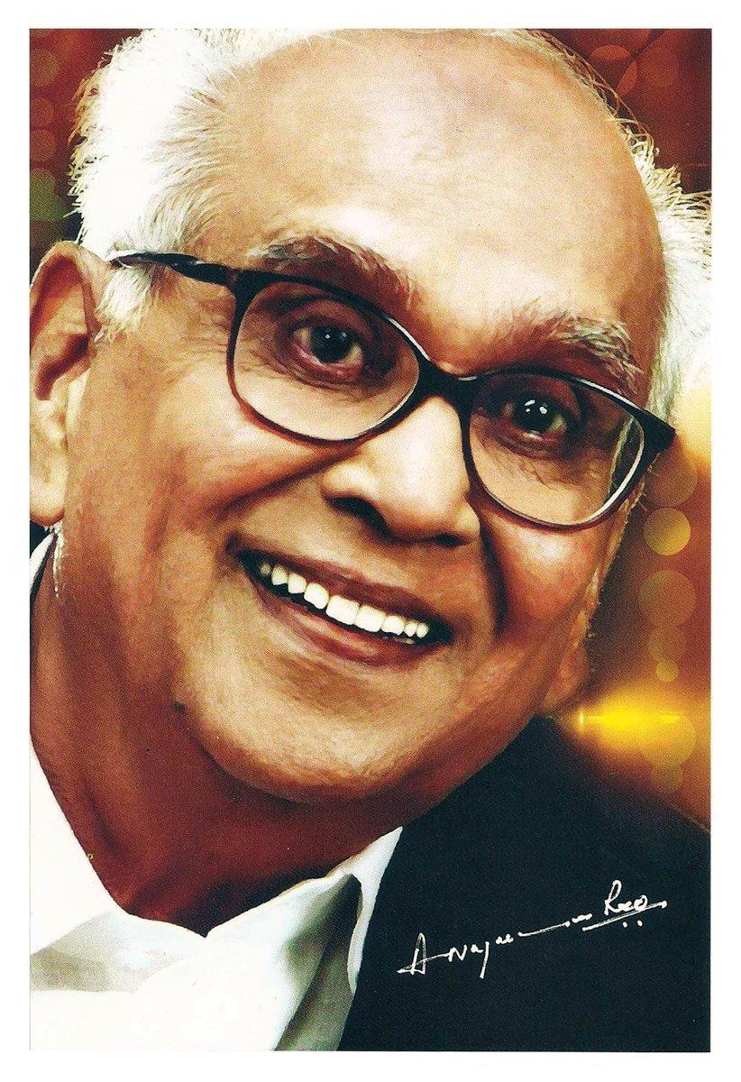 Remembering Legendary Actor Akkineni Nageshwara Rao garu on his 94th birth anniversary 💐#ANRLivesOn