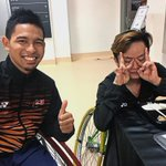 Bookworm Nur Azwan proves his quality as a shuttler