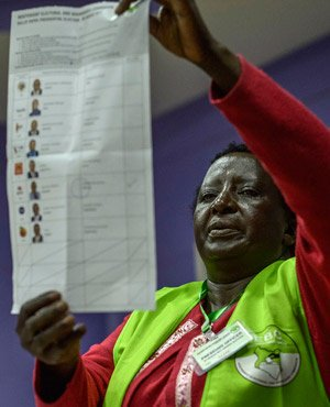 Kenya protests seek removal of judges who nullified election