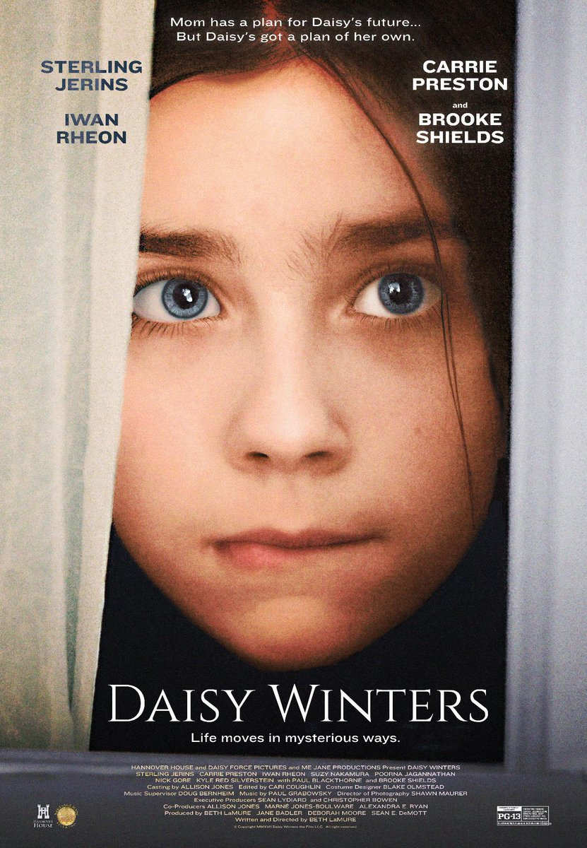 RT @ETCanada: WATCH: #DaisyWinters trailer, starring @BrookeShields >> https://t.co/JpNYsfrrqm https://t.co/UBJqIV7bBK