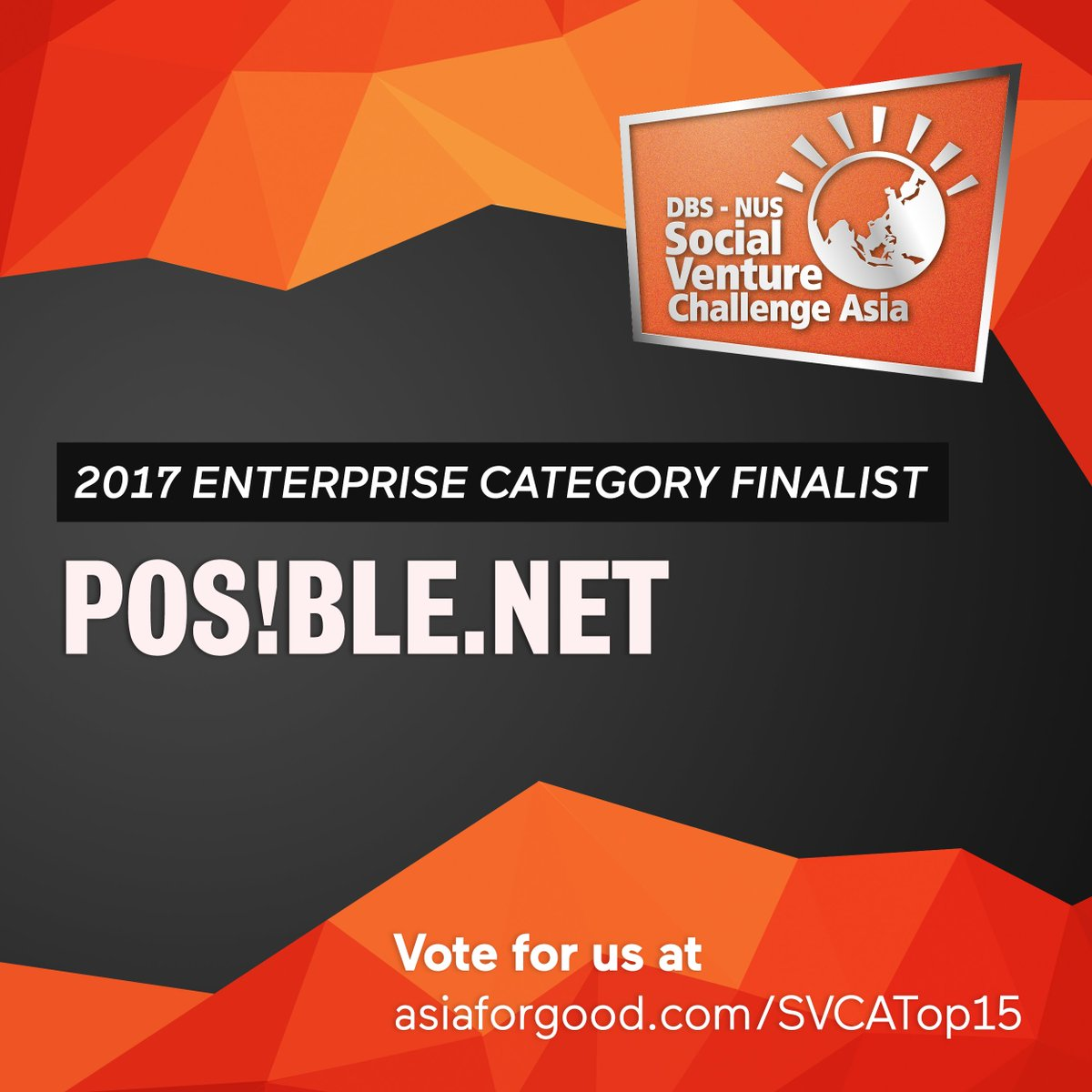test Twitter Media - Don't forget to vote for https://t.co/BFj9Gq9CB3! Lone PHL entry in 2017 Social Venture Challenge Asia Awards: https://t.co/qQx1NzsGyE https://t.co/Y6TGPetcJd