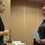 Job-seekers hit up SCJ Career Expo