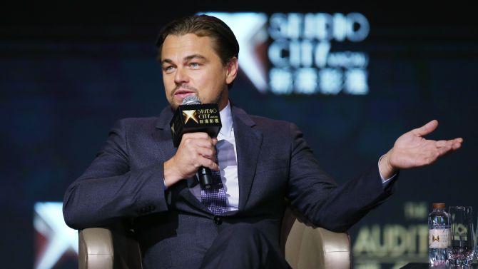 .@LeoDiCaprio Foundation awards $20 million in environmental grants
