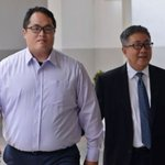 Son of senior lawyer who defaulted on NS withdraws appeal