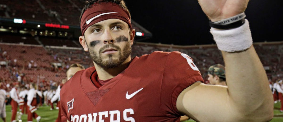 Baker Mayfield Comes Out As A Taylor Swift Fan https://t.co/frpERPsar1 https://t.co/RuN6ug0W9q