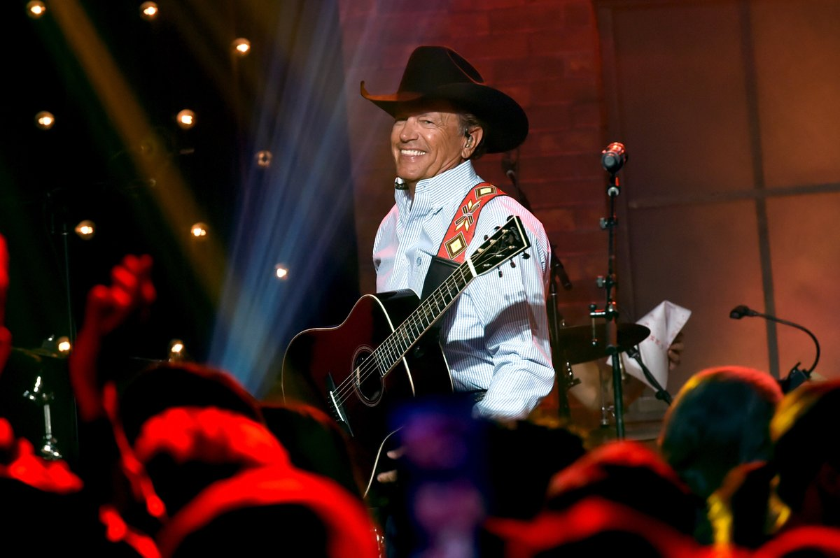George Strait to perform in Tulsa for BOK Center's 10thanniversary
