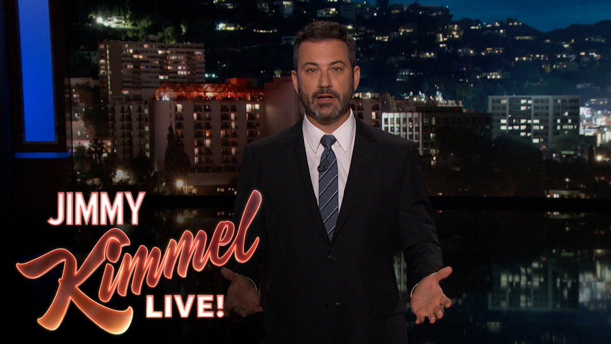 Kimmel to Cassidy   Stop using jimmy kimmel