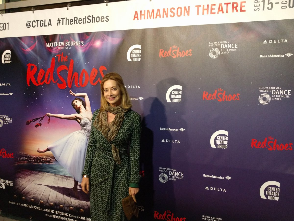 #TheRedShoes