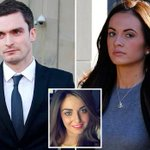 Adam Johnson still paying bills for ex-lover Stacey Flounders and his daughter from behind bars – despite claims she is on tax credits