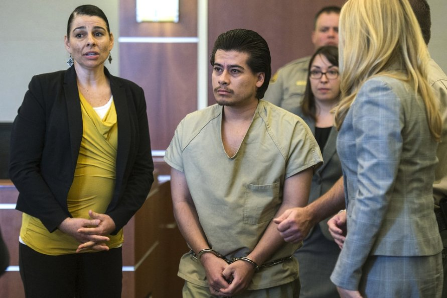 Mother at sentencing: 'This man didn't just kill two of my kids, he also took my life.'