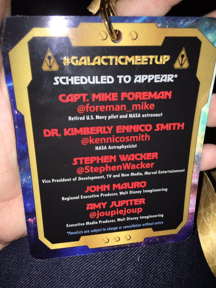 #GalacticMeetup