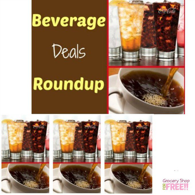 Beverage Deals Roundup!   This Week's Coupons & Deals On Beverages!  https://t.co/PSceanKSRp https://t.co/80CyIcG3Fw