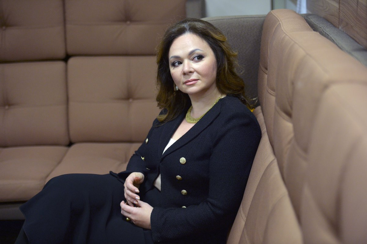 The Russian lawyer Donald Trump Jr. met with got rich really quick, but how?
