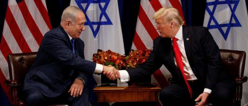 Netanyahu Says He's Never Heard A More Courageous Speech Than Trump's At UN https://t.co/tSwxIyrGtz https://t.co/fcoKx6I2q4