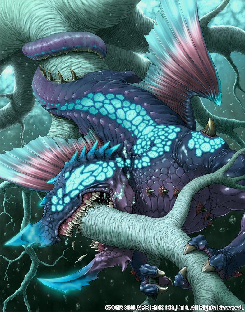 北欧神話のヨルムンガンドは、こんな感じの毒蛇ですかね〜?Σ('◉⌓◉')