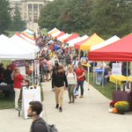 Iowa State University Food Festival Brings Farmers' Market Onto Campus