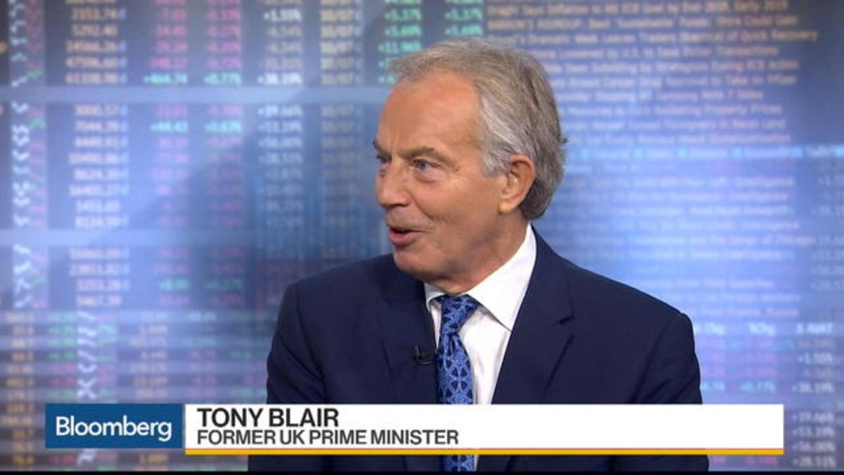 Tony Blair has a plan to exit  tony blair