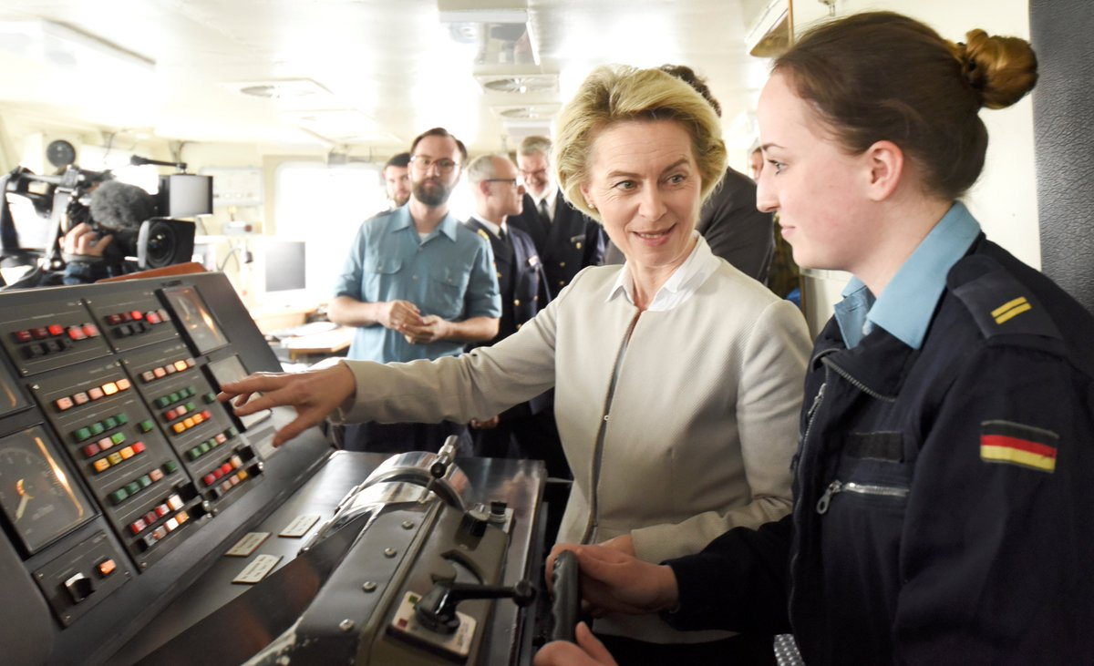 Germany ordering five warships in face of Russian resurgence