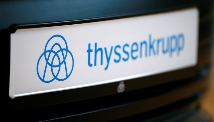 Thyssenkrupp, Tata Steel agree to forge Europe's No. 2 steelmaker https://t.co/DyavNDSSO7 https://t.co/WK3Sd4IOhF