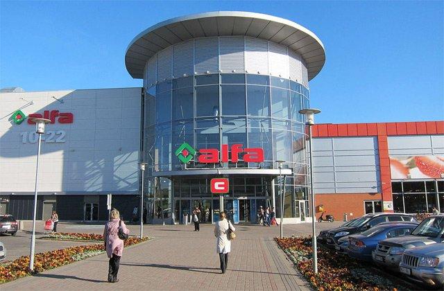 Tirdzniecības centru «Alfa» gaida ievērojamas pārmaiņas 55 miljonu vērtībā