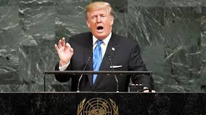 A l'ONU, Trump menace de «détruire» la Corée du Nord