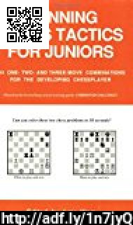 Winning Chess Tactics for Juniors #Winning #Chess #Tactics #for https://t.co/cTDVSV38oJ