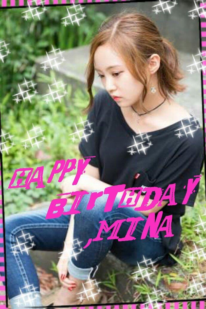 MINAちゃん誕生日おめでとう🎉もーカワイイのに演奏ば始めると格好良くなりすぎヾ(≧∇≦)福岡でライブある時は参戦するね