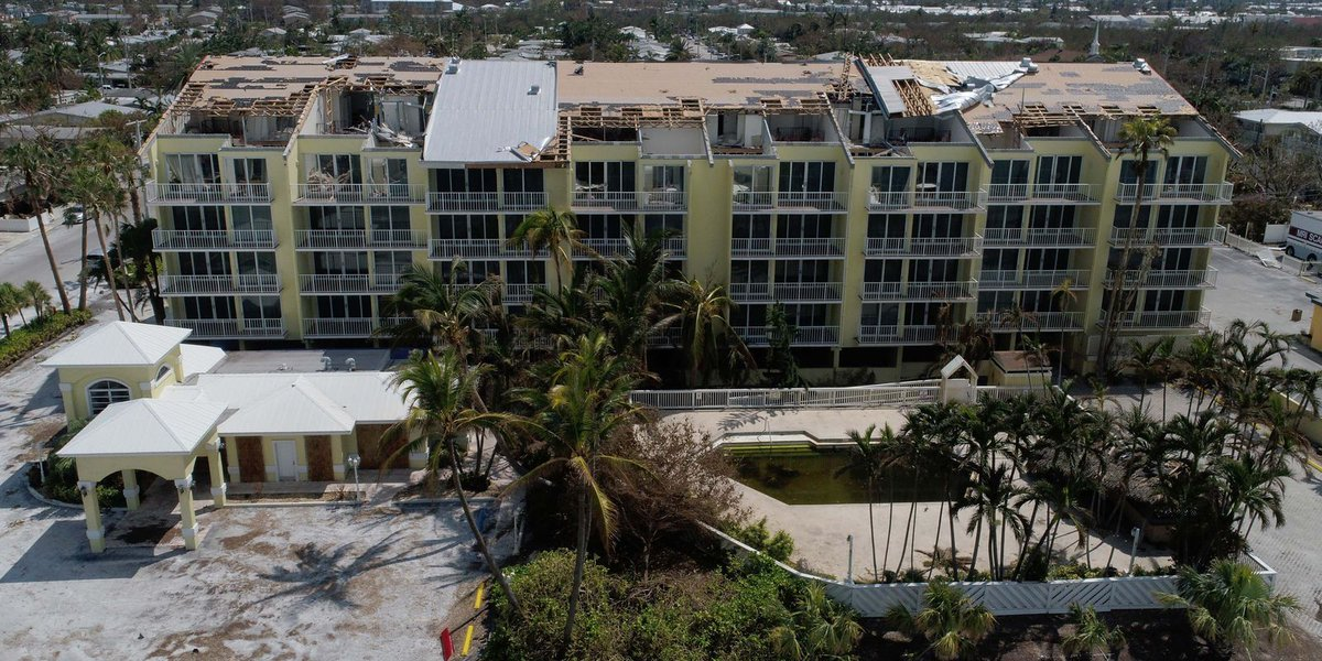 Irma recovery: Key West could be off cruise schedules for weeks