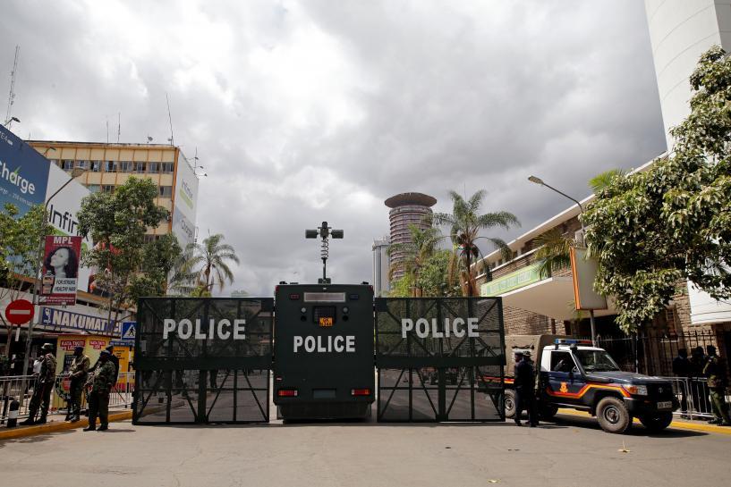 Kenya Supreme Court criticizes election board in verdict on polls