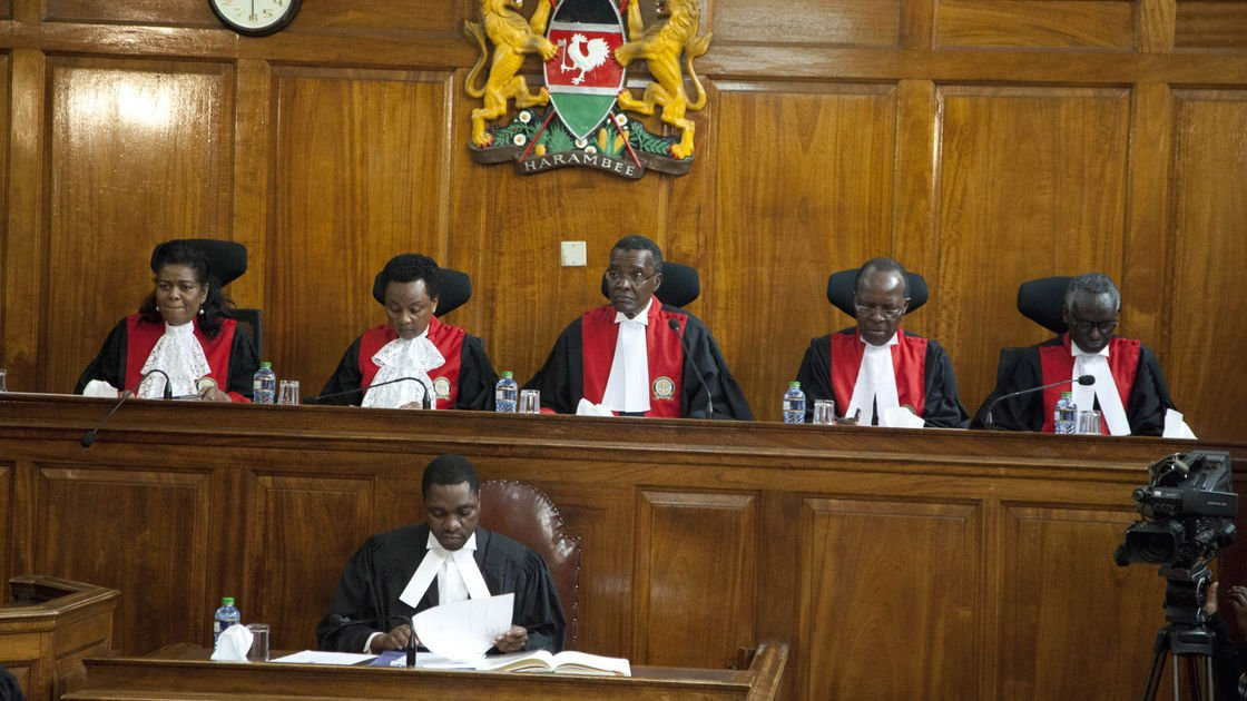 The Latest: Kenya Supreme Court says why it nixed poll