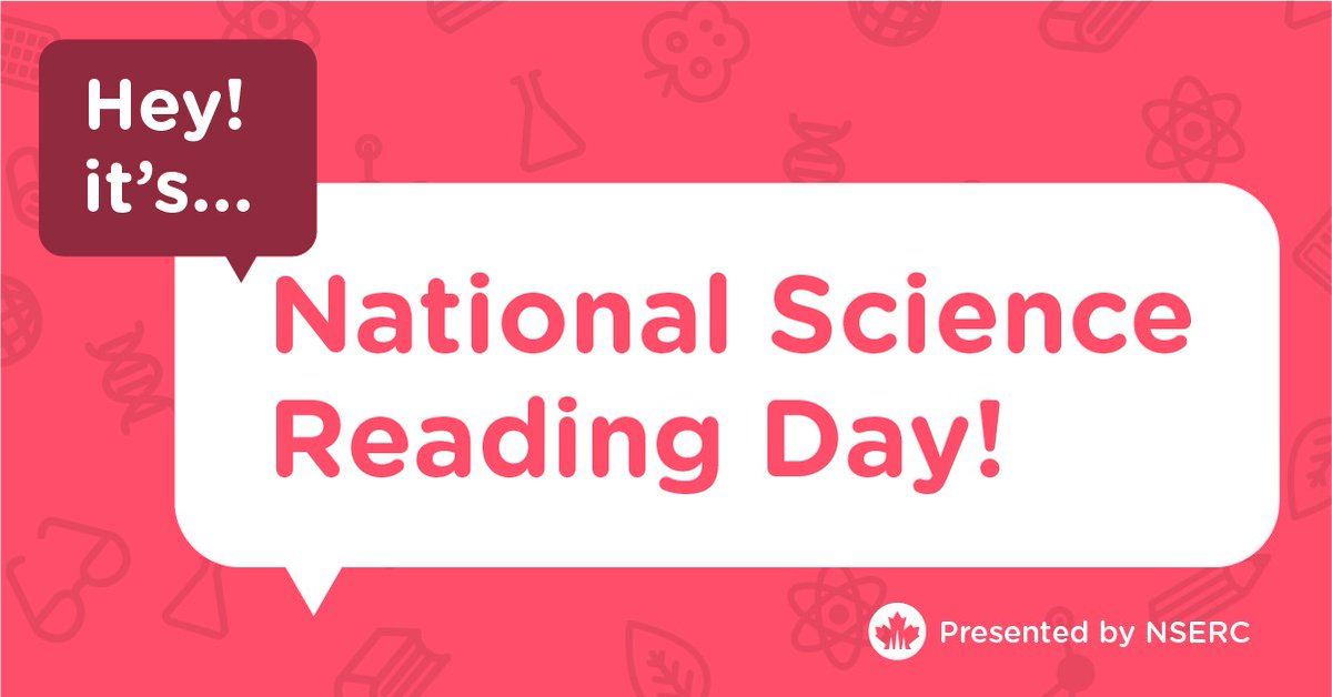Pick up a science book and celebrate National Science Reading Day! Don...
