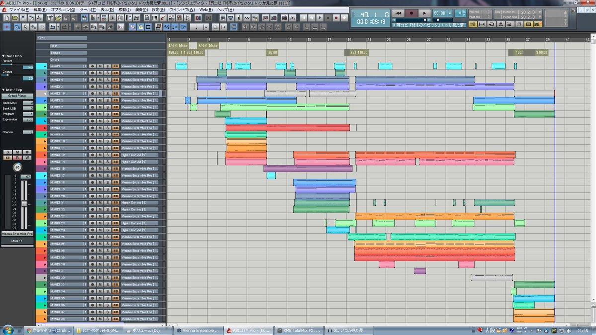 耳コピ「終末のイゼッタ」いつか見た夢 完成耳コピ「アニメ」曲としては127曲目となります再生時間は1分強と短めですが中盤