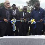 Agriculture minister inaugurates fish farm in Ruvu
