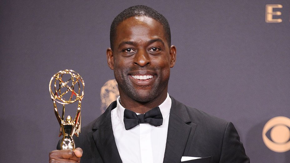 NBC lets @SterlingKBrown finish his Emmys speech via a Hollywood Reporter ad