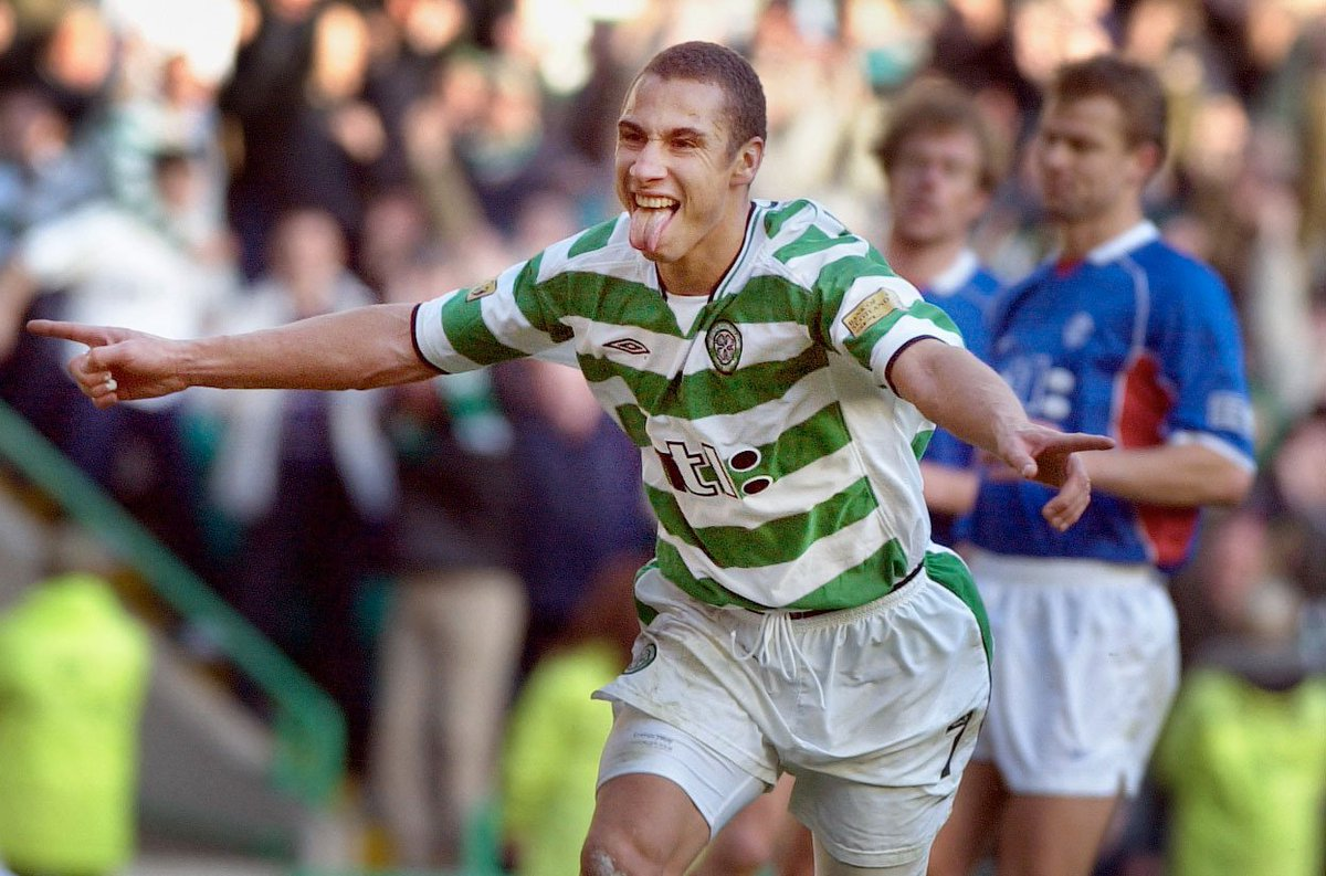 Happy 46th Birthday to Henrik Larsson! 🍀🍀🍀One of the greatest players of the 21st Century...