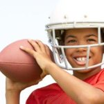 Football players under 12 at high risk of brain injury, study finds