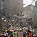 Strong quake near Mexico City kills at least 226, rescuers dig through collapsed buildings
