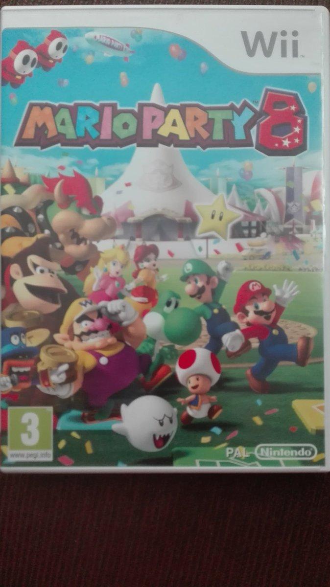 Confirmed, Super Mario Odyssey is based in Mario Party 8 :v @Sergio_Yoshi @adripika @Laika_Dragon https://t.co/w3uhVeEtRi